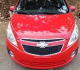 Vende Chevrolet Spark 2012 Automático