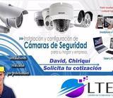 Instalación y mantenimiento de cámaras de videovigilancia