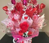 Arreglos para San Valentín