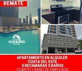 ALQUILER DE APARTAMENTO EN PANAMA