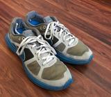 Zapatillas Nike Talla 10 Sensor Nike azul/gris