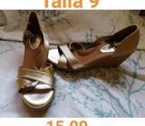 Sandalias de Mujer Talla 9