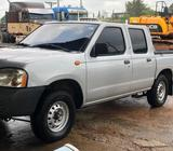 Vendo Pick Up Frontier