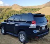 Toyota Land Cruiser Prado 2011