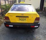 Taxi con Cupo Toyota Tercel 5e