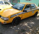 Vendo Taxi con Todo Y Cupo