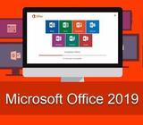 Se instala Office 2019 completo