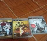 Vendo Video Juegos Originales para Ps3