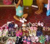 Sandalias para Niñas de 0 a 6 Meces