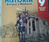 Libro de Historia Antigua Y Medieval