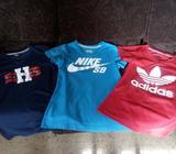 Sueteres ( Nike, Adidas Y Tomy )