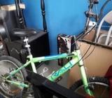 Sevende Bicicleta #20 Marka Rali Tornado