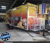 Se Fabrica Y Vende Food Truck