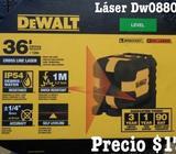 Nivel laser Dewalt Nuevo Ref. dw08801