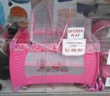 corral, play o cuna para bebes totalmente nuevo a 86 balboas pedidos wasap 64860027