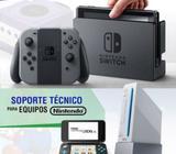 Servicio técnico especializado en reparaciones de Nintendo Switch
