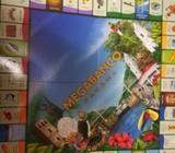 juego Mega banco, monopoly Panameño