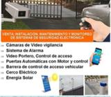 Venta e Instalación de Sistemas de Seguridad / Sale and Installation of Security Systems