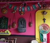Local Equipado para Restaurante Mexicano