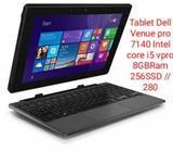 Tablet Dell Venue 11 Pro 7140 I5