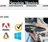 SERVICIOS TECNICOS-MANTENIMIENTO, REPARACION, INSTALACION