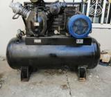 Compresor Industrial. con Secador Autmat