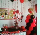 De todo para tu fiesta,decoracion,piñatas,centros