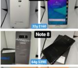 Samsung S5, S7 Active Y Note Edge