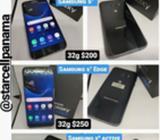 Samsung S7, S7 Edge Y S8 Active Ver Prec