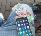 Samsung S6 Flat Dorado 32gb