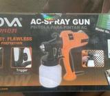 Pistola de Pintar con Compresor Incorpor