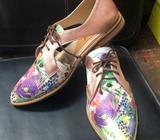Zapatos 100% Cuero Colombiano
