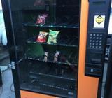 Snacks Maquina Vending Ams 39 No Sodas