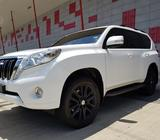 Toyota Prado sin Abono