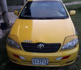 Toyota Corolla con Cupo