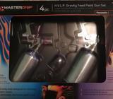 2 pistolas para pintar auto con compresor