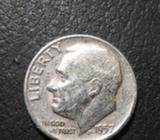 Moneda de Plata de 1957