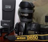 Camara Nikon de Casi 40 Megapixéles