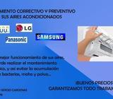 Mantenimiento Instalacion de Aires