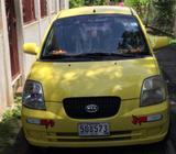 Vendo Carro con Todo Y Cupo taxi
