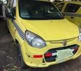 Vendo Taxi suzuki alto sin cupo