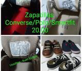 Zapatillas Converse Y Polo Niño