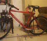 Bicicleta montañera Novara