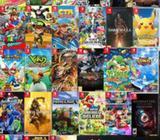Juegos Nintendo Switch Nuevos Sellados