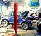 SISTEMA PARA TALLERES AUTOMOTRICES Y DE SERVICIOS