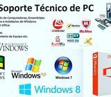 SERVICIO TECNICO EN REPARACION Y MANTENIMIENTO DE PC