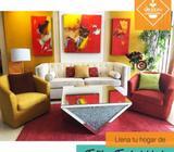 Hermosos sillones de colores