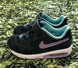 Zapatillas Nike Air Niña Talla 10