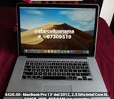 Macbook Pro Y Macbook Air Ver Precios