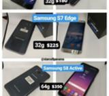 Samsung S7, S7 Edge Y S8 Plus Ver Precio